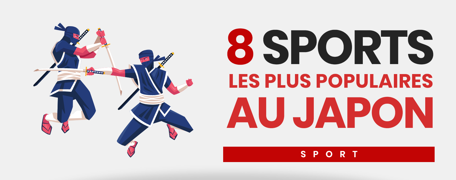 Les 8 Sports les Plus Populaires au Japon !