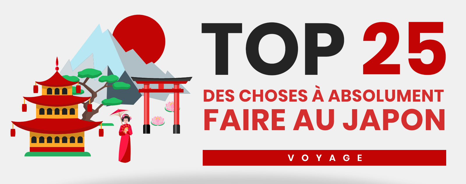Chose a Faire Japon