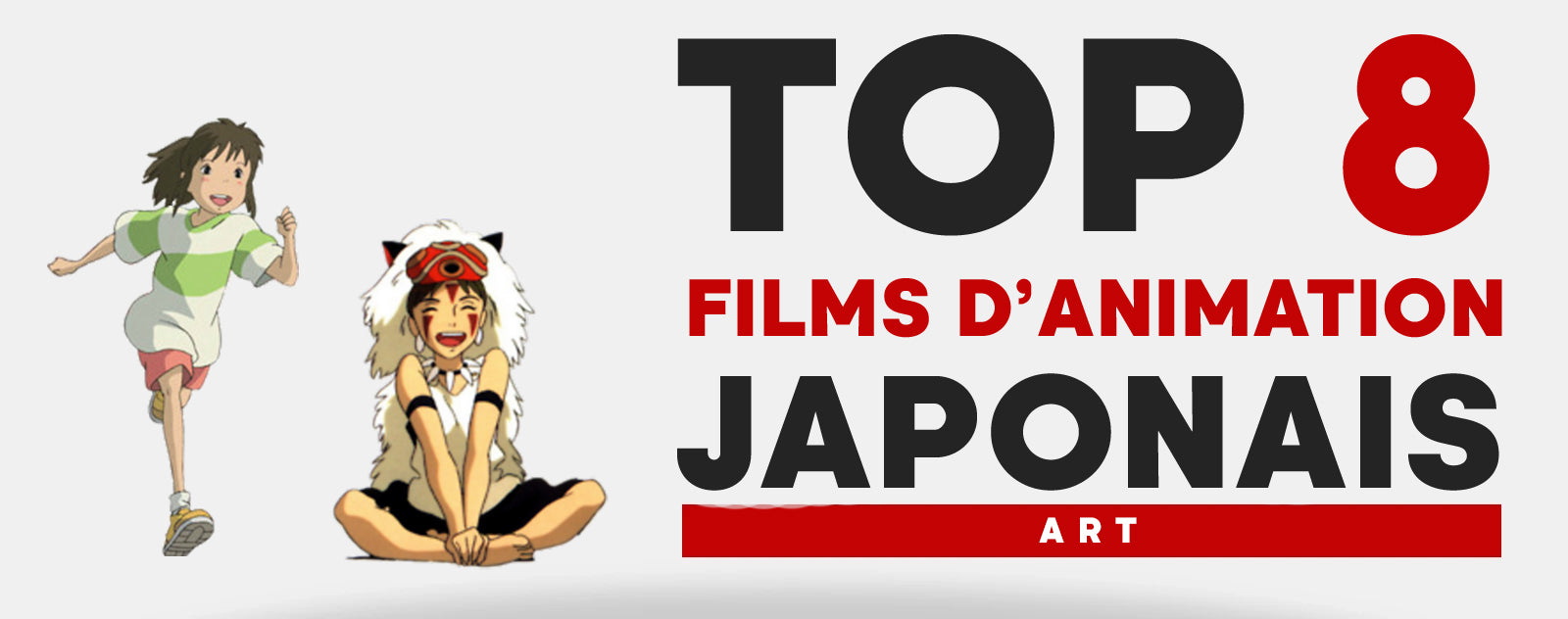 Top Films Animation Japonais