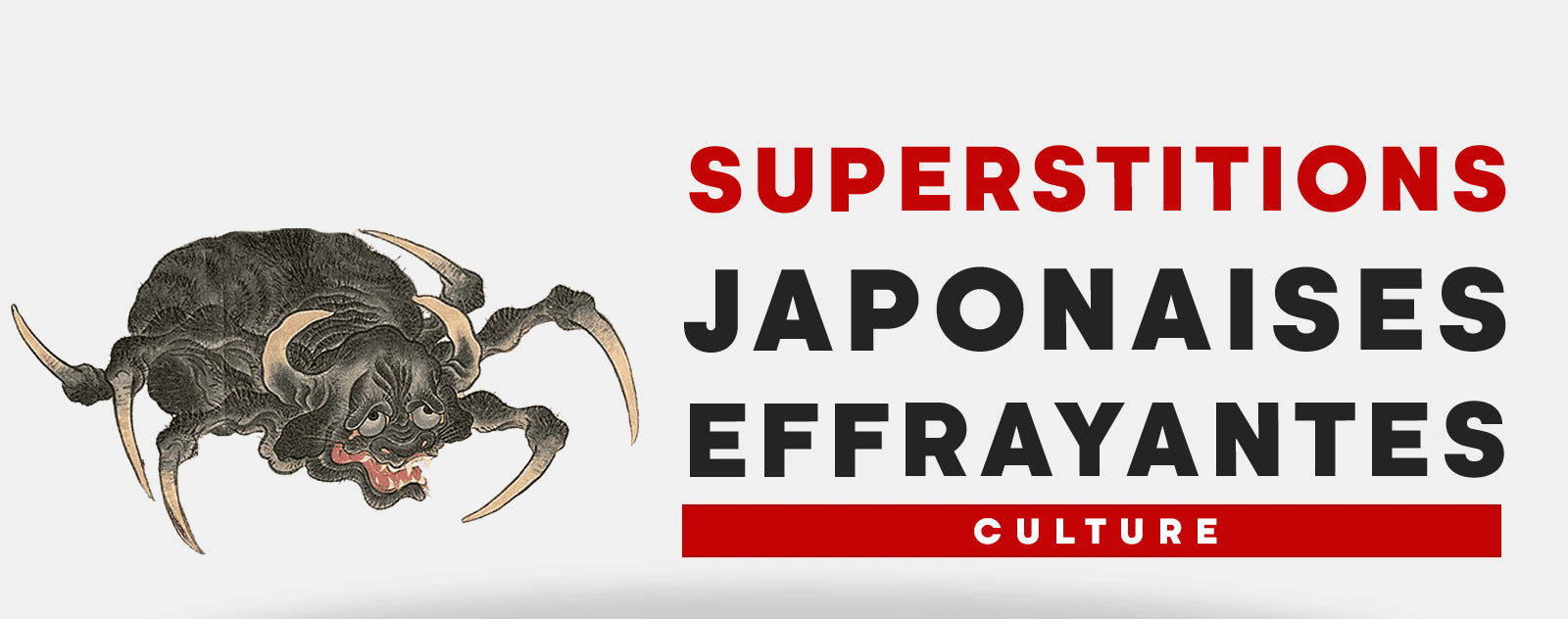 Superstitions Japonaises Effrayantes