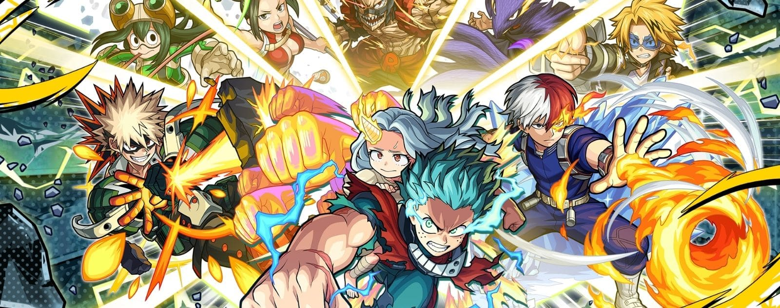 personnages monster strike