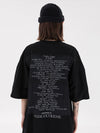 T-shirt Oversize Made Extreme 'Messages'
