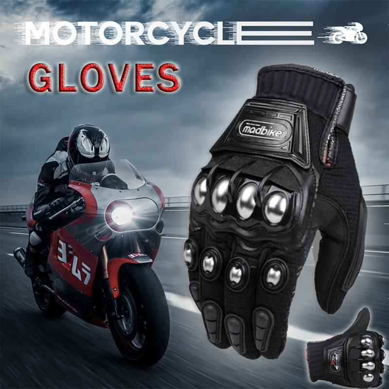 Motorcycle riding racing protective gloves
