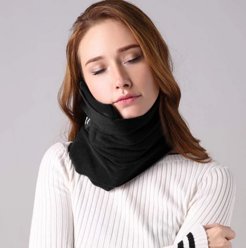 【Buy two free shipping】The ULTIMATE Travel Pillow with Extra Neck Support