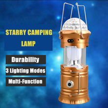 Load image into Gallery viewer, Power Source Solar USB Mobile Charger Lithium Battery Emergency Light(Travel, Camping)