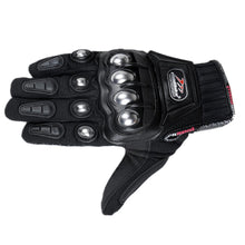 Load image into Gallery viewer, Motorcycle riding racing protective gloves