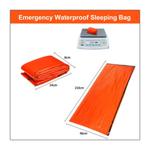 Load image into Gallery viewer, Emergency Warm Sleeping Bag(BUY MORE,SAVE MORE)