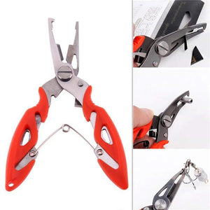 Multi-Function Curved Mouth Design Pliers