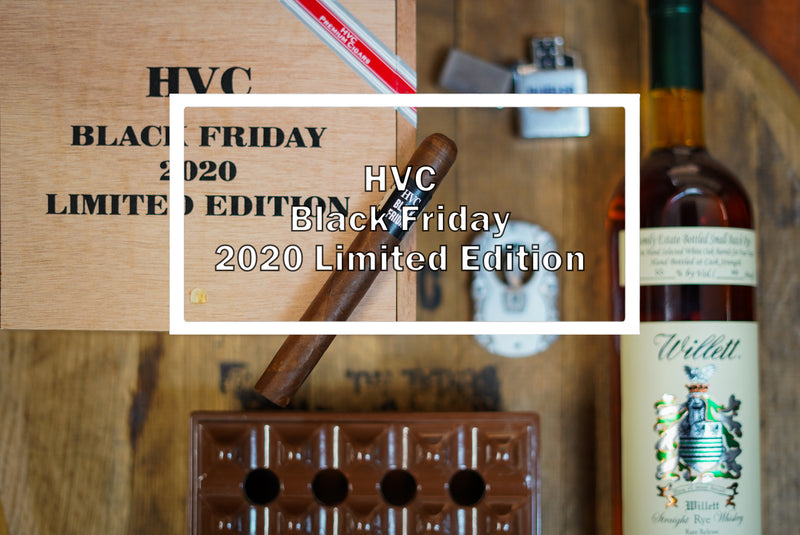 HVC Black Friday 2020 Limited Edition