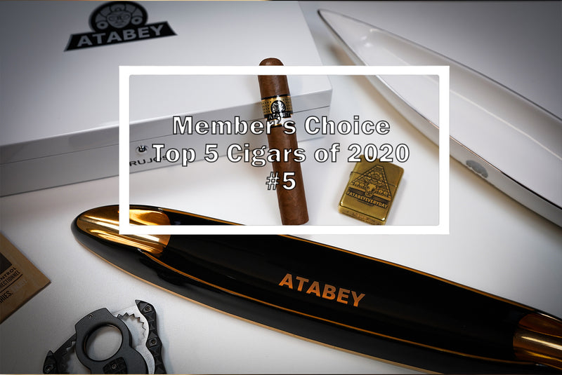 2020 Luxury Cigar Club Member's Choice Top 5 - #5 Atabey Brujos