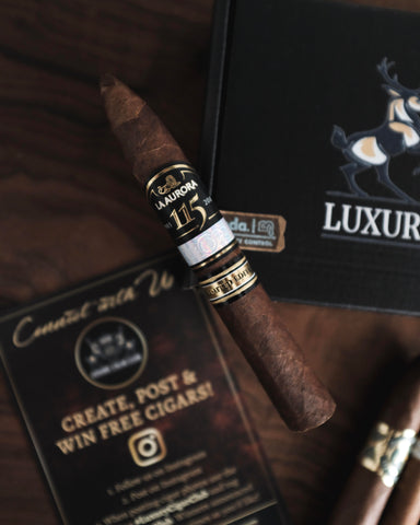 monthly cigar subscription service