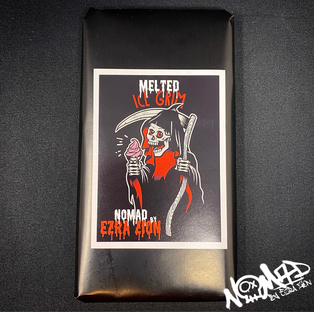 Ezra Zion Melted Ice Grim Limited Edition 2021