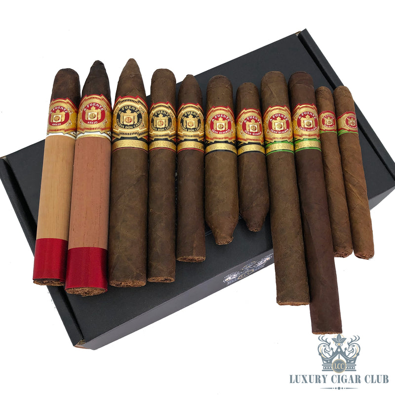 Arturo Fuente Anejo Reserva Xtra Viejo Limited Release Holiday Sampler
