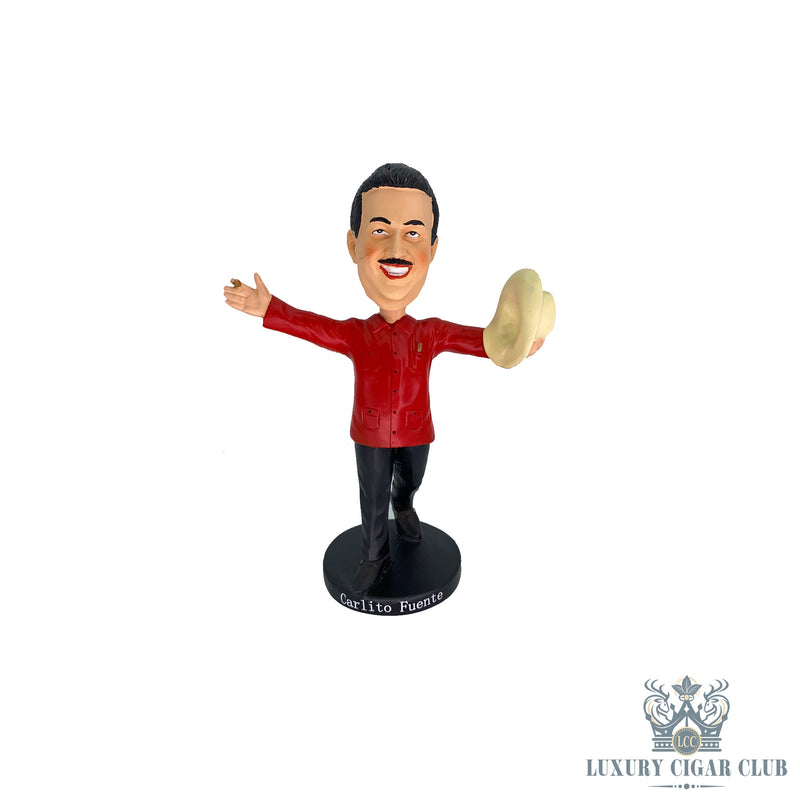 Carlito Fuente Bobble Head