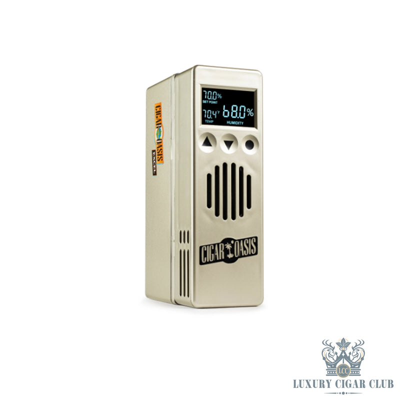 Cigar Oasis Excel 3.0 Electronic Humidifier