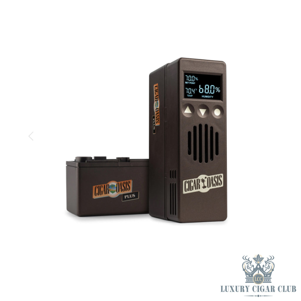 Cigar Oasis Plus 3.0 Electronic Humidifier