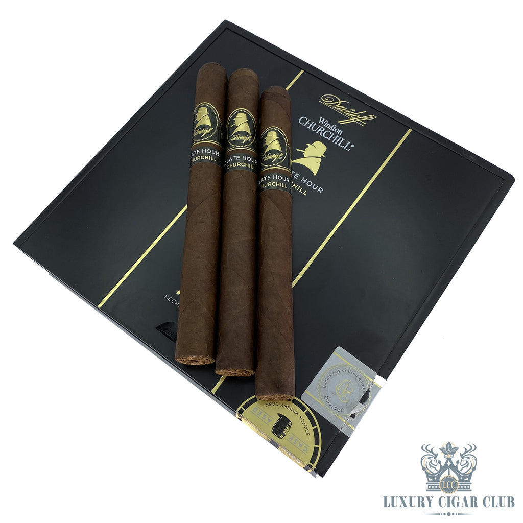 Davidoff Winston Churhcill Late Hour