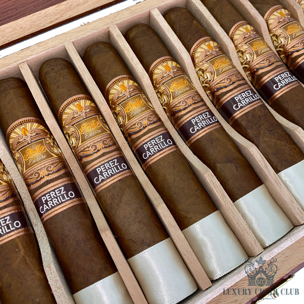 EP Carrillo Encore