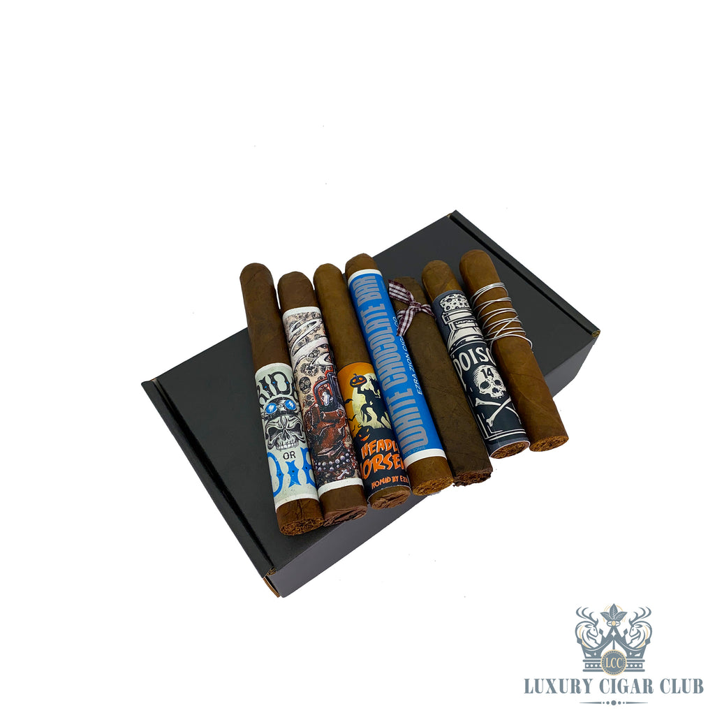 Ezra Zion October 2020 Limited Edition Cigar Sampler