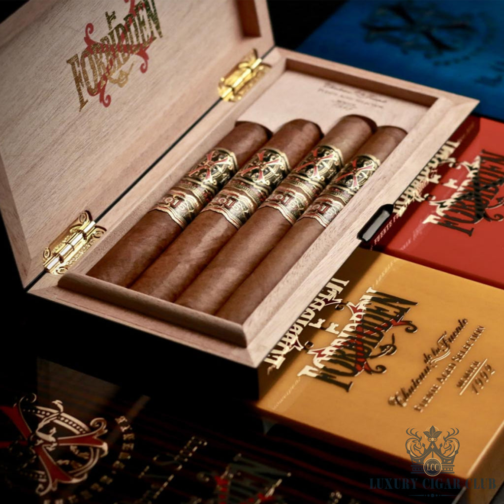 "Fuente Fuente Opus X ""The OpusX Story"" April 2020 Release"