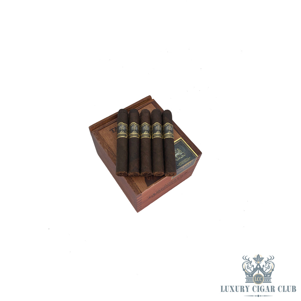 Foundation Cigars The Tabernacle Broadleaf