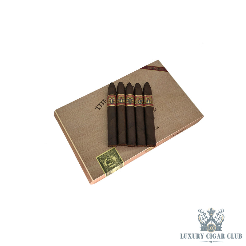 Foundation Cigars The Wise Man Maduro