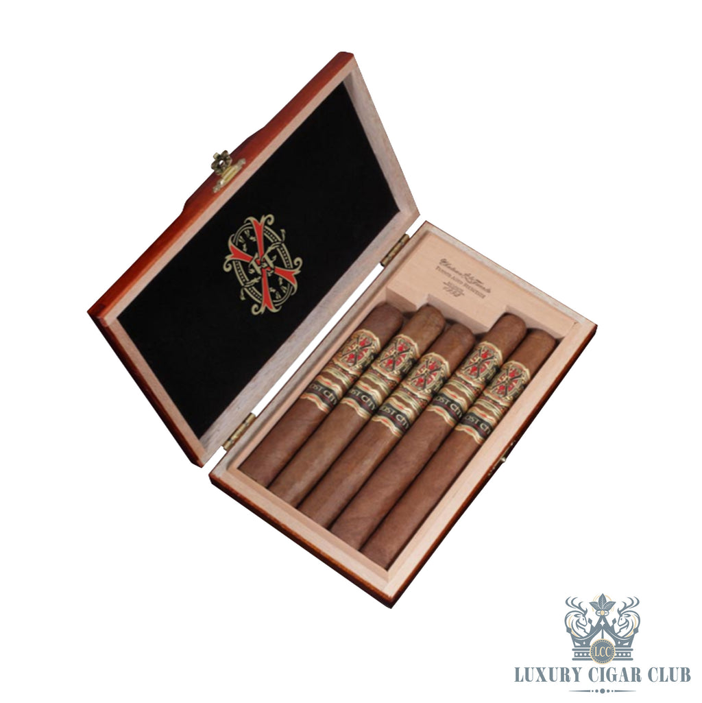Fuente Fuente OpusX The Lost City Sampler 5 Cigar Assortment