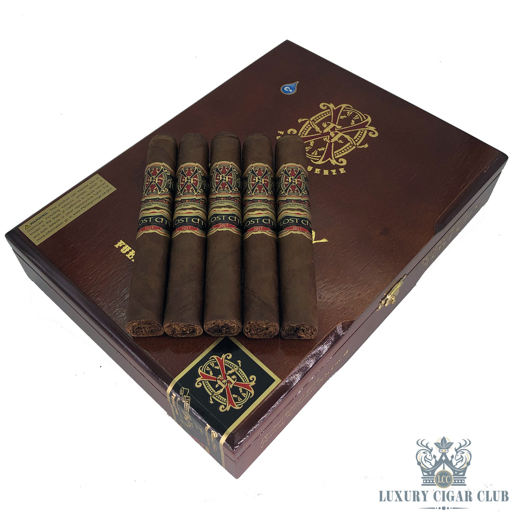 Fuente Fuente Opus X The Lost City by Arturo Fuente - Limited Edition
