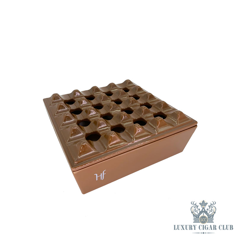 HF Barcelona Melamine Grid Ashtray
