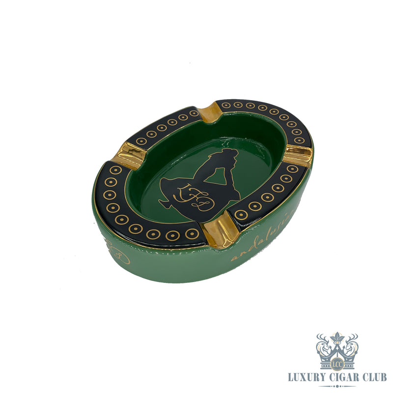 La Flor Dominicana Andalusian Bull Ashtray