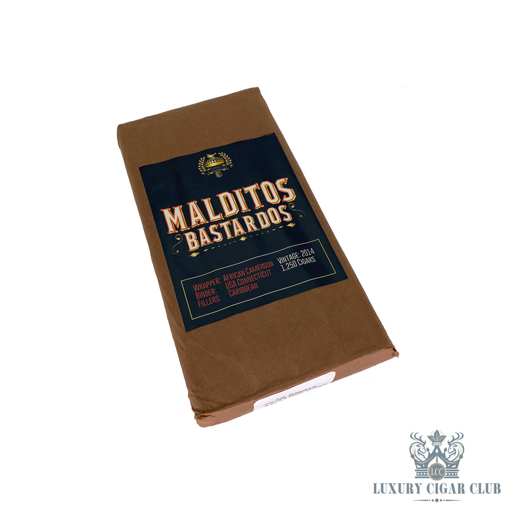 Lost and Found Malditos Bastardos Vintage 2014 (7x49) 10 Pack