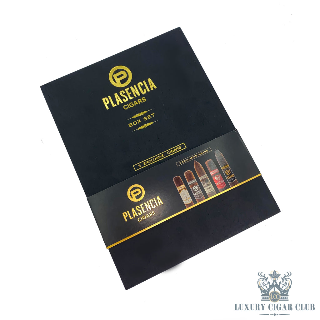 Plasencia Box Set Sampler - 5 Cigar
