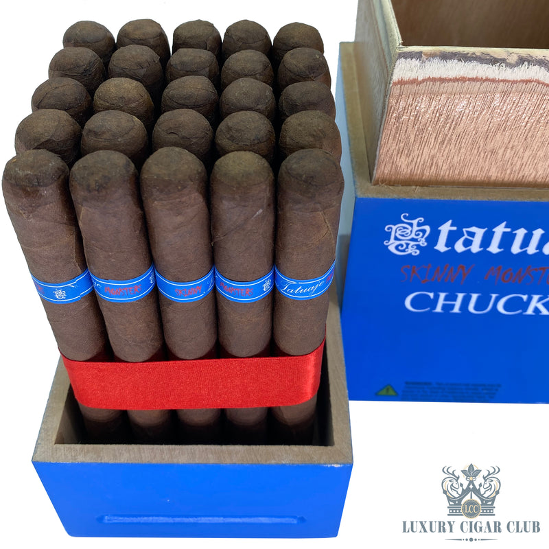 Tatuaje Skinny Monsters Chuck