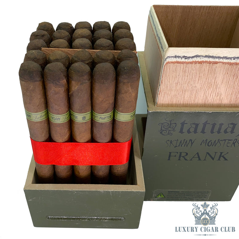 Tatuaje Skinny Monsters Frank