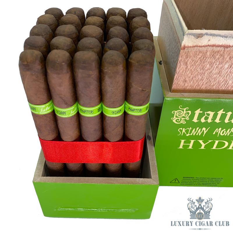 Tatuaje Skinny Monsters Hyde