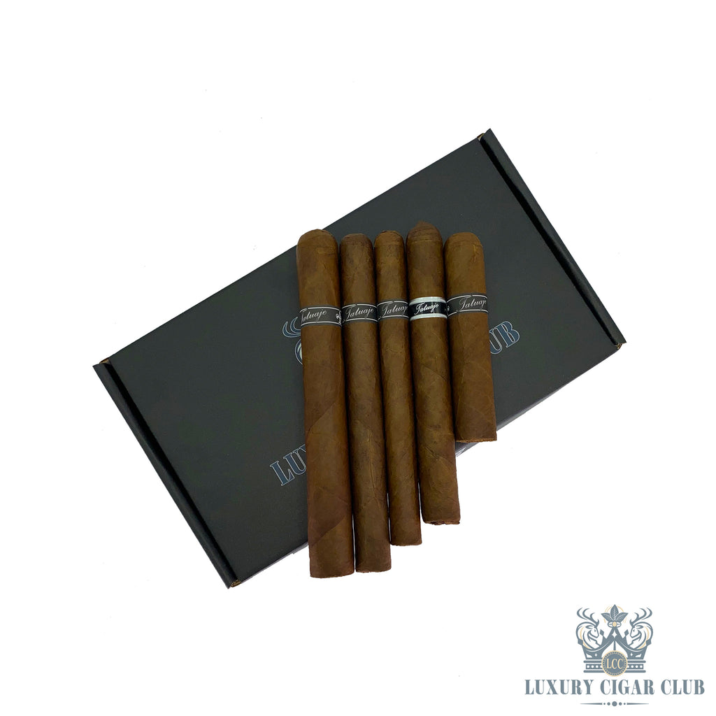 LCC Tatuaje Black Bundle