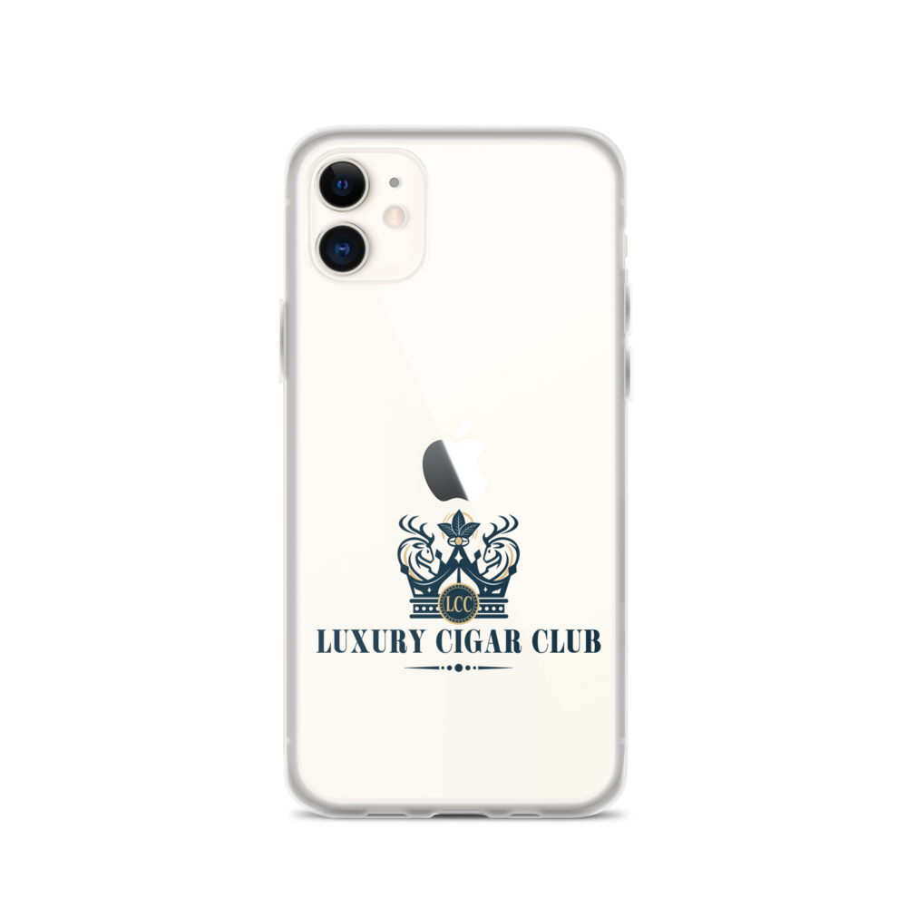 Luxury Cigar Club iPhone Case