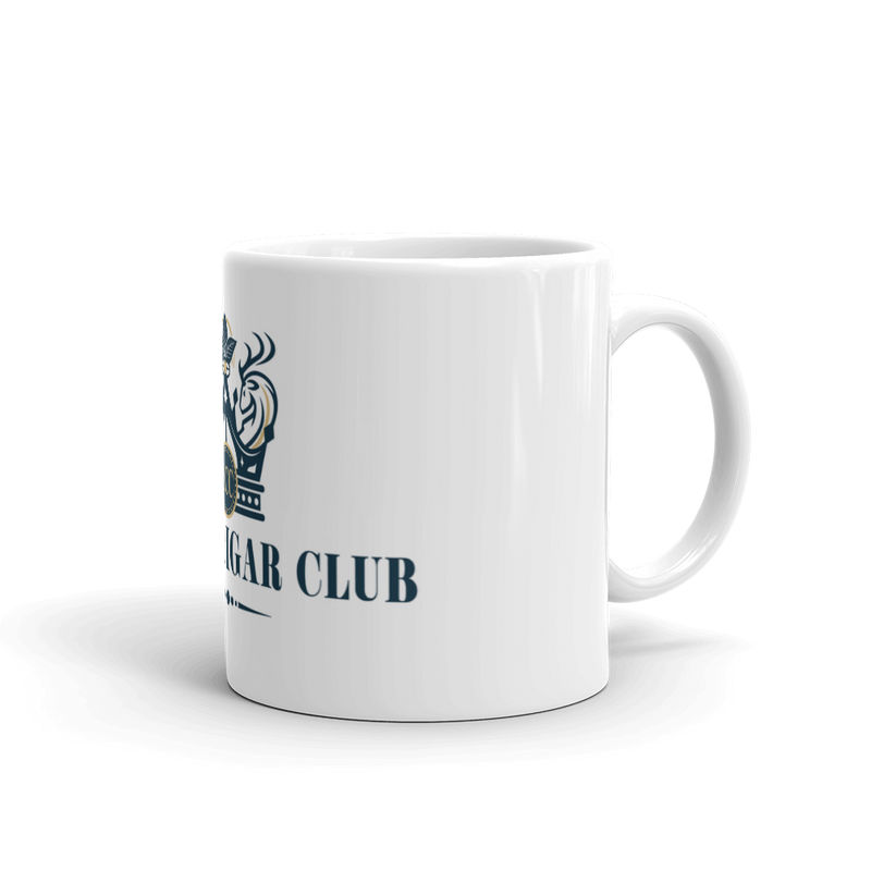 Luxury Cigar Club Coffee Mug