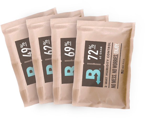 Boveda Humidification Packs 60gr.