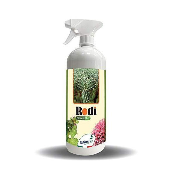 Anti Topi Repellente Spray Per Topi 1 Litro Rodi Natural Stop - Amici e Natura iTALIA