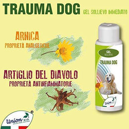 Union B.I.O. Soluzione Natura s.r.l. Cgtrd250Ml Trauma Dog Gel Sollievo Immediato 250Ml - Amici e Natura iTALIA