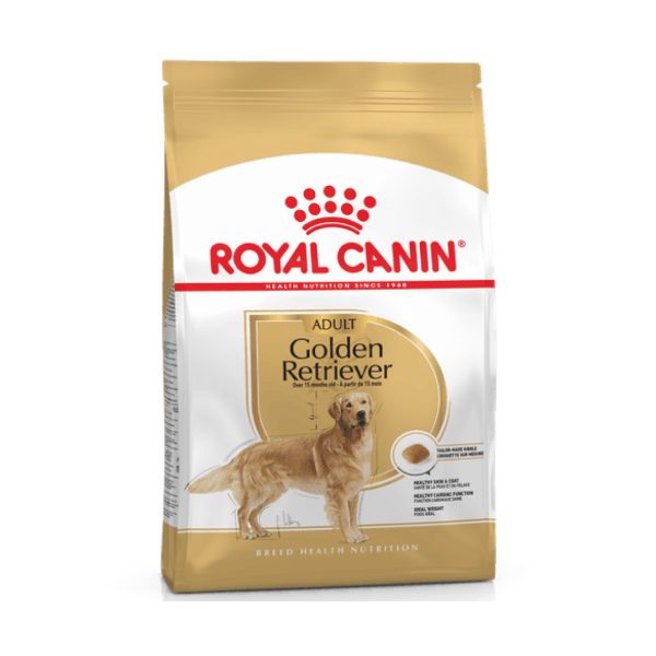 ROYAL CANIN Golden Retriever Adult 3Kg - Amici e Natura iTALIA