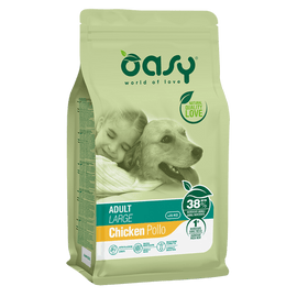 Oasy Adult Large Pollo 12kg
