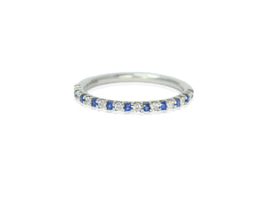 Diamond cut sapphires