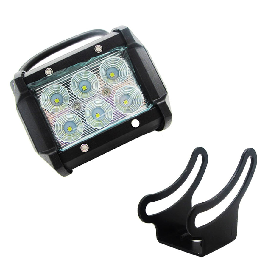 18 Watt 6000K LED Floodlight - Vehicles accessories, car-enthusiast gifts, car interior & safety Gadgets