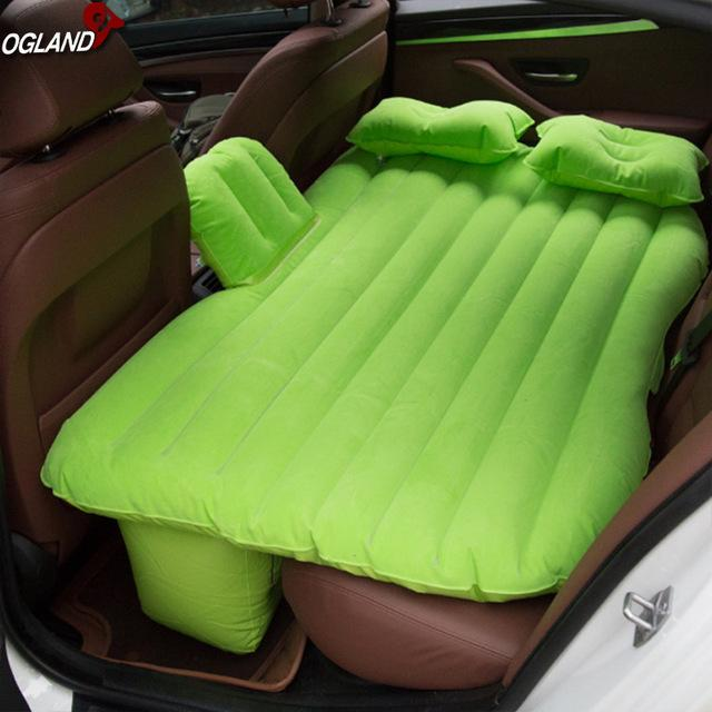 Camping Car Travel Bed, air inflatable mattress Sofa for Adults Man Women Child Car Travel Water Beach WITHOUT AIR PUMP - Vehicles accessories, car-enthusiast gifts, car interior & safety Gadgets