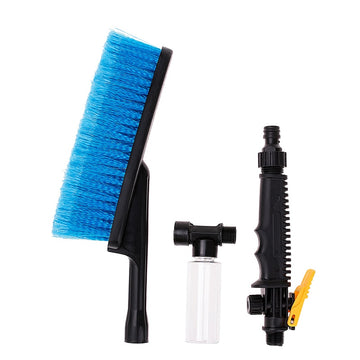 Car Cleaning Snow Foam Applicator Brush - Vehicles accessories, car-enthusiast gifts, car interior & safety Gadgets