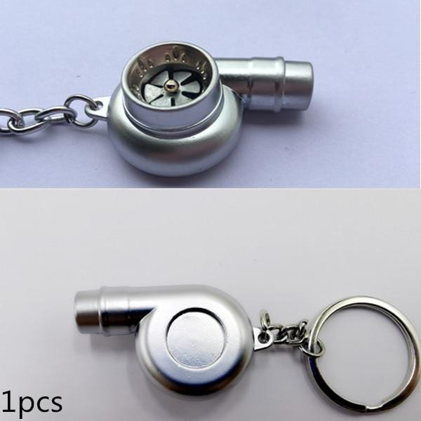 Turbo Whistle Key Chain - Vehicles accessories, car-enthusiast gifts, car interior & safety Gadgets