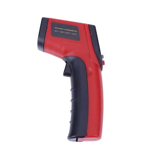 Digital Infrared Thermometer - Vehicles accessories, car-enthusiast gifts, car interior & safety Gadgets
