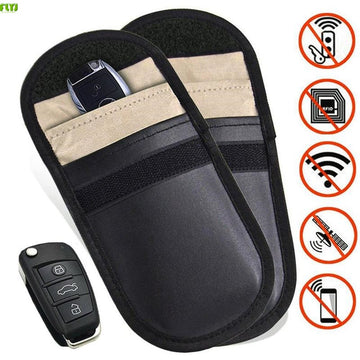 Faraday Pouch - Vehicles accessories, car-enthusiast gifts, car interior & safety Gadgets